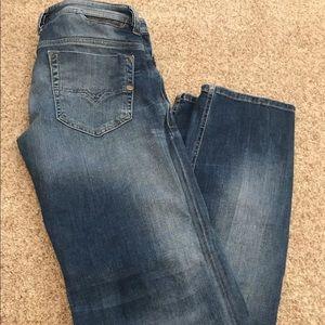 Men's Diesel Regular Slim Straight 30x34 Jeans